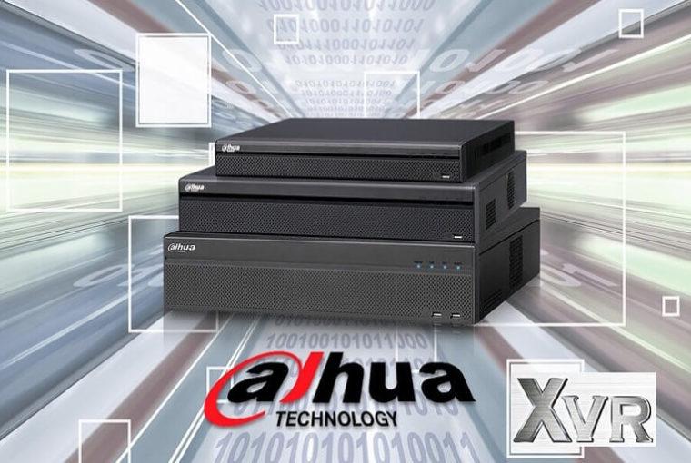 Dahua New DVR – XVR