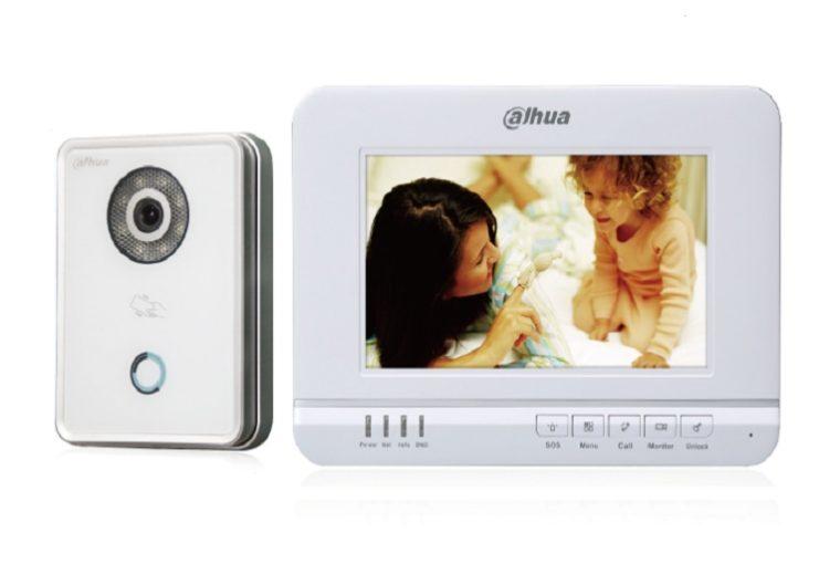 Dahua Wireless Alarm Video Intercom