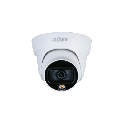 DH-HAC-HDW1209TLQP-A-LED 2MP Full Color Dome Audio Camera